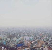 new dehli pollution