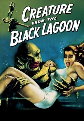 Creature from the black lagoon - 1954