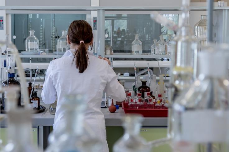 médiation scientifique au labo