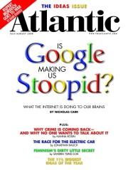 atlantic Monthy 2008